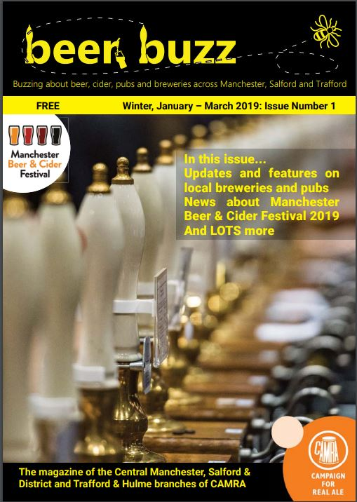 Beer Buzz Cover