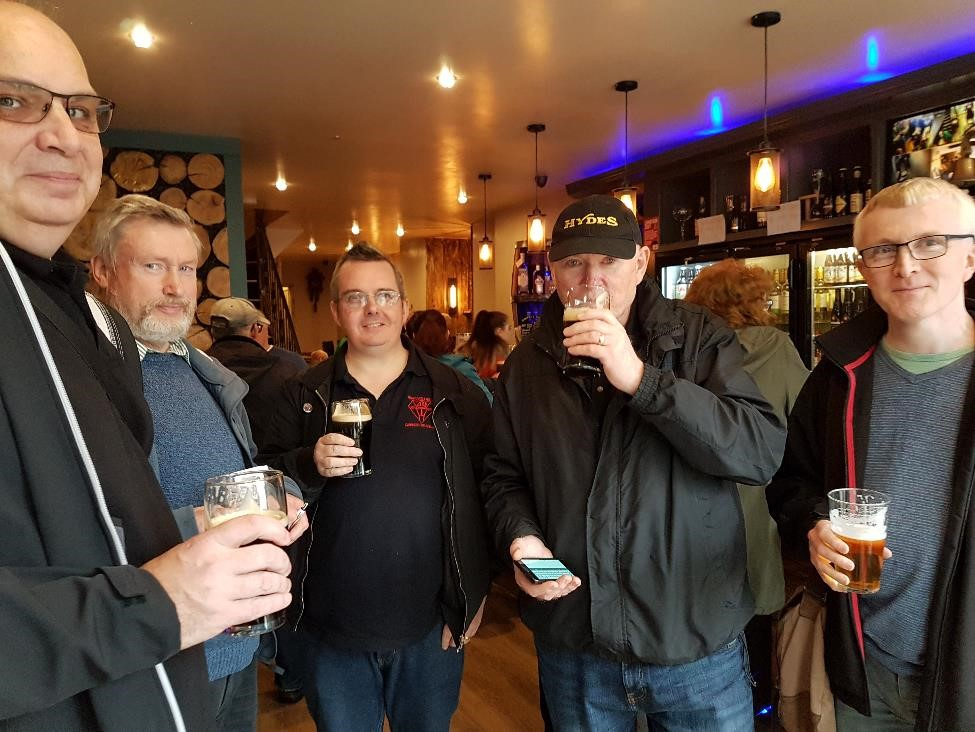 East Lancs Micropub Tour – September 2018