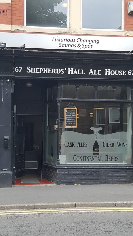 shepherds hall